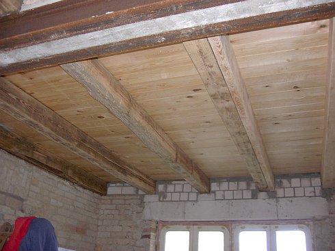 Dach schalbretter